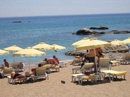 Die Schönsten Buchten Und Strände Auf Rhodos In Griechenland