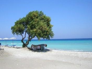 Der Strand Von Ialyssos