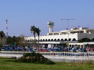 Rhodos Karte Flughafen.Flughafen Rhodos Abflüge Ankünfte