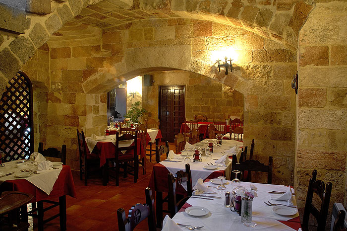 The Greek Kitchen Good Restaurants And Taverns Rhodes